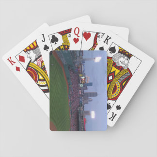 ballpark playing cards