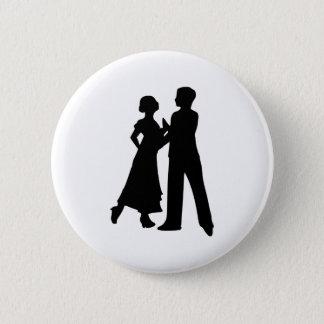 Ballroom Dance 6 Cm Round Badge