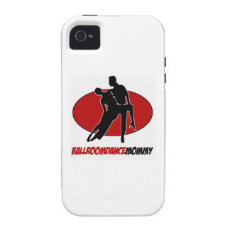 BALLROOM DANCE DESIGNS VIBE iPhone 4 COVER