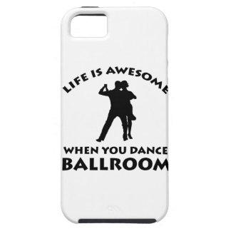 Ballroom dance designs iPhone 5 cover