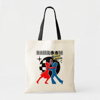 Ballroom Dance Mum Tote Bag