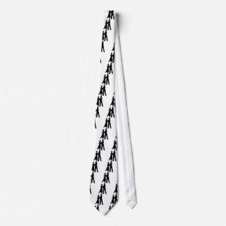 Ballroom Dance Tie