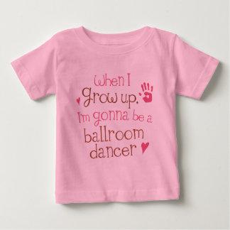 Ballroom Dancer (Future) Infant Baby T-Shirt