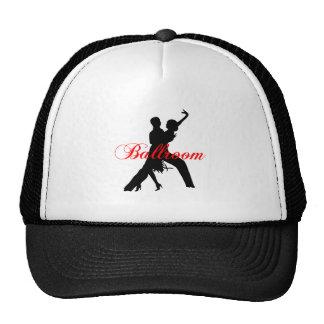 Ballroom dancing hats
