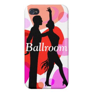 ballroom dancing iPhone 4 cover