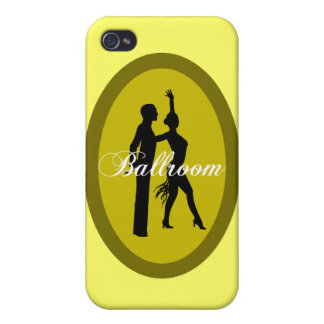 ballroom dancing iPhone 4 cases
