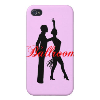 Ballroom dancing cover for iPhone 4
