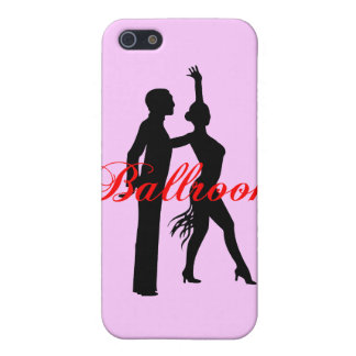 Ballroom dancing iPhone 5 cover