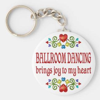 Ballroom Dancing Joy Keychains