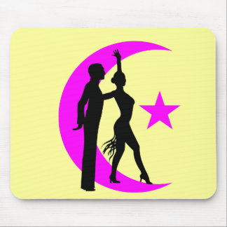 Ballroom Dancing Mouse Mat