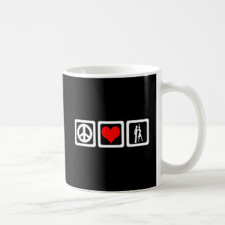 Ballroom dancing mugs
