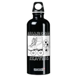 Ballroom Skating Water Bottle