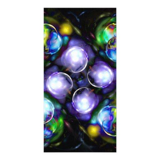 Balls of Fire Photo Card