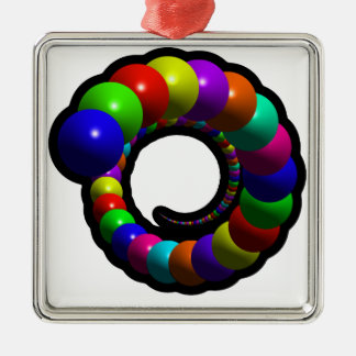 Balls out of Nowhere Christmas Ornament