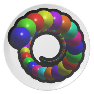 Balls out of Nowhere Plate