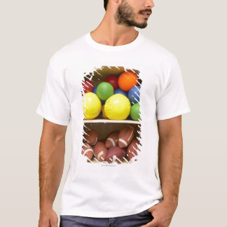 Balls stored in cabinet T-Shirt