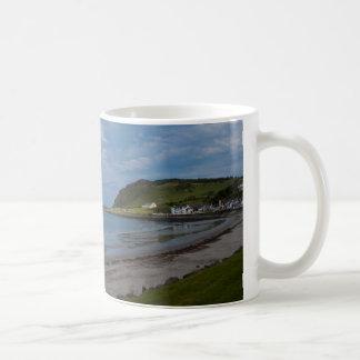 Ballygally beach Mug