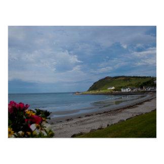 Ballygally Beach Postcard