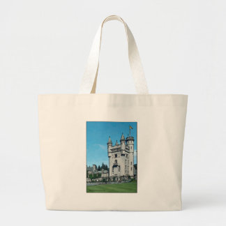 Balmoral Castle Canvas Bags