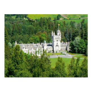 Balmoral Castle Postcard
