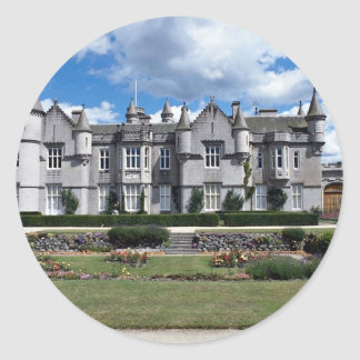 Balmoral Queen of England s Scottish residence Stickers
