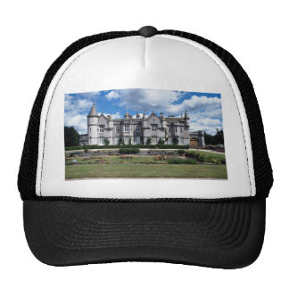 Balmoral, Queen of England's Scottish residence Mesh Hat