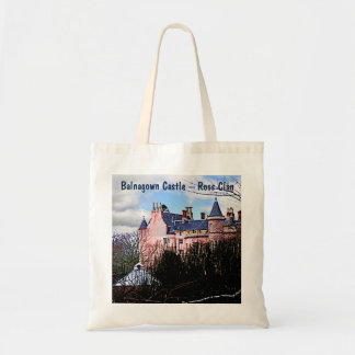 Balnagown Castle – Ross Clan Tote Bag