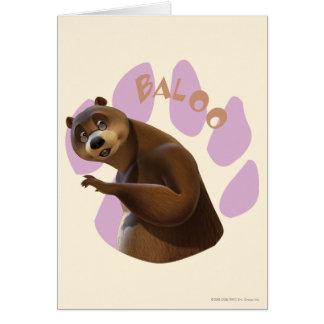 Baloo 1 cards