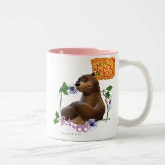 Baloo 2 Two-Tone mug