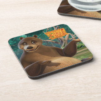 Baloo 4 beverage coaster