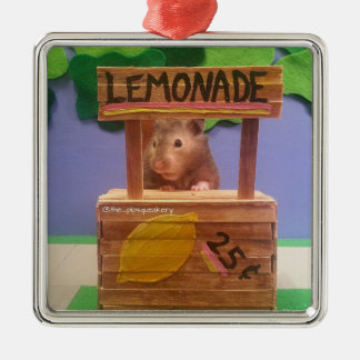 Baloo's Lemonade Stand Christmas Ornament
