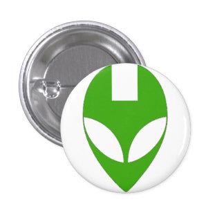 Balotelli the alien 3 cm round badge
