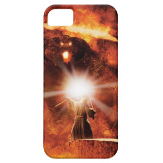Balrog Versus Gandalf iPhone 5 Case