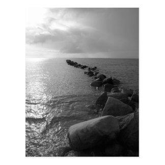 Baltic island Fehmarn Postcard