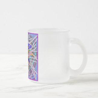 Baltic Moon Frosted Glass Mug