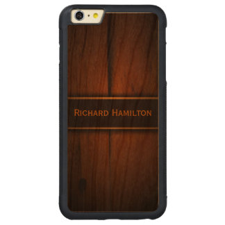Baltic Pine Wood Wooden iPhone 6 6S Plus Covers