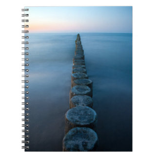 Baltic Sea Breaker Notebooks