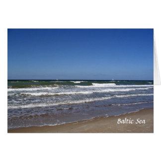 Baltic Sea Card