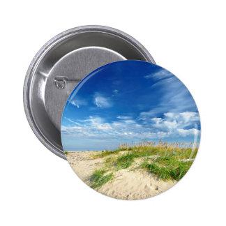 Baltic Sea Shore 6 Cm Round Badge