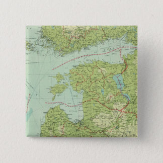 Baltic States & East Prussia 15 Cm Square Badge