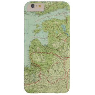 Baltic States & East Prussia Barely There iPhone 6 Plus Case