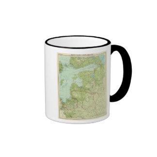 Baltic States & East Prussia Ringer Mug