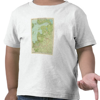 Baltic States & East Prussia Tee Shirts
