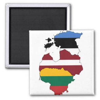 Baltic states magnet