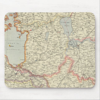 Baltic States Mouse Mat
