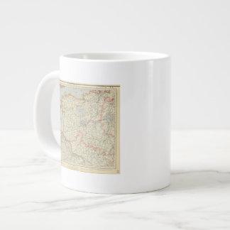 Baltic States Jumbo Mug