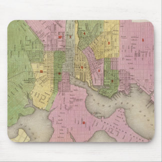 Baltimore 3 mouse pad