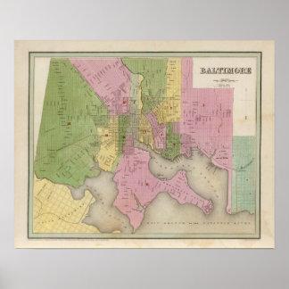 Baltimore 4 poster