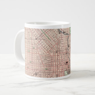 Baltimore 5 large coffee mug