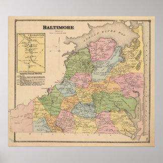 Baltimore 5 poster